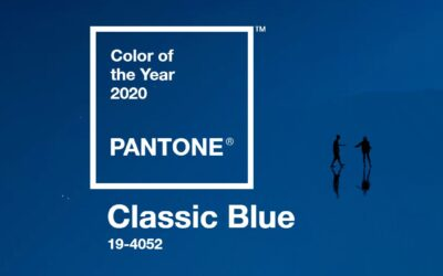 The Colour of the Year 2020: Pantone Classic Blue