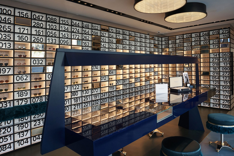 Safety box, Lab or Shop? Have a look at this interesting retail space!