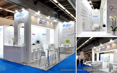 We were back at the CPHI in Frankfurt, the greatest tradeshow for the pharma industry
