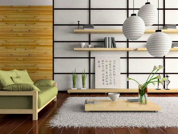 Less is more: Japanism and Japanese Interior Design