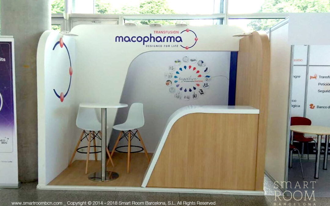 Our Stands at the SETS 2018 Congress in Valencia