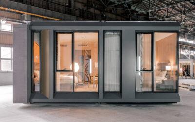 Arquitectura modular: hotel prefabricado en Nueva York