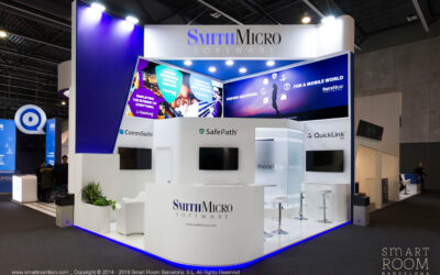 Hosting a World Congress in Barcelona: Our Stands at MWC 2018 (III)