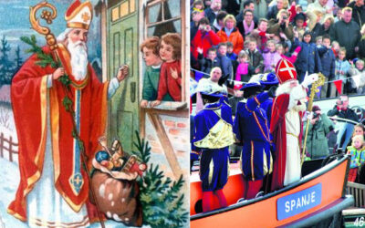 Seguimos celebrando eventos: la llegada de San Nicolás