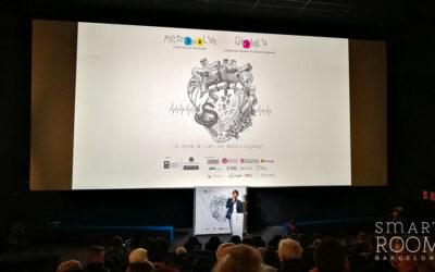 Smart Room Barcelona en la gala del festival Metropol'his GlobaL'H 2017