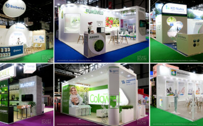 Our stands for Vitafoods 2019, the greatest tradeshow in the Nutraceuticals sector