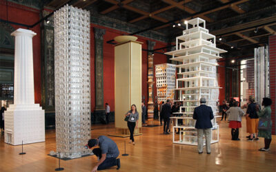 Astonishing Expo with Skyscrapper Conceptual Designs
